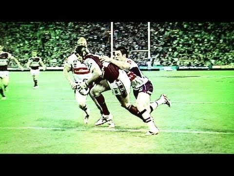 To Be The Greatest: Steve Menzies scores in the 2008 NRL Grand Final vs Melbourne Storm
