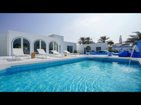 Luxury Villa Tour | Kite Beach Dubai | Thom & Gery