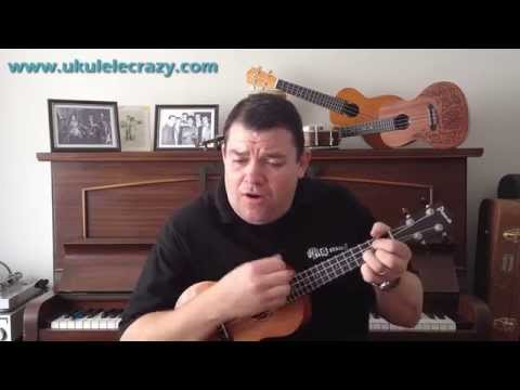 Folsom Prison Blues Ukulele cover (Johnny Cash)