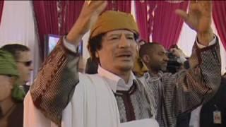 Kaddafi'den yeni ses kaydı