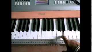 Yaariyan (cocktail) step-wise PIANO TUTORIAL