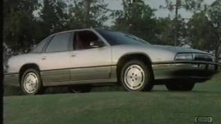 Alabama Buick Dealers | Television Commercial | 1991 | Huntsville Alabama