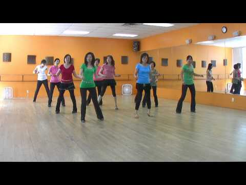 The Golden Age - Line Dance (Dance & Teach in English & 中文)