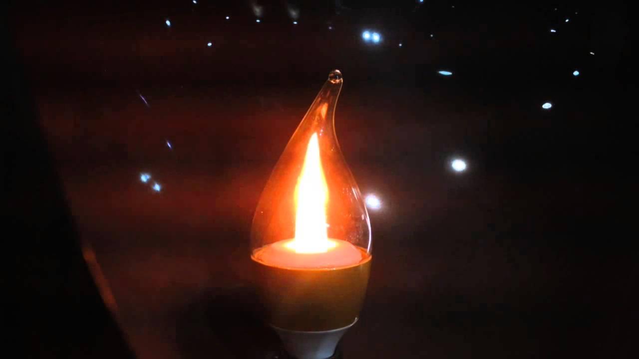 Verbatim True Candle With Flicker Effect
