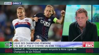 After Foot du jeudi 01/06 – Partie 1/2 - Débrief PSG – OL féminin