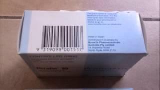 Methylphenidate 10 mg Novartis (Ritalin, MPH, MPD(, 2012-05-17T03:12:44.000Z)