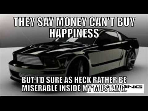 Ford Mustang Quotes Kit Youtube
