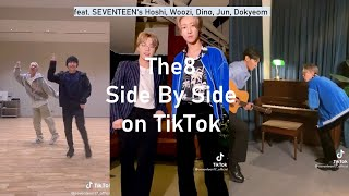 THE 8 나란히 Side By Side TikTok Dance