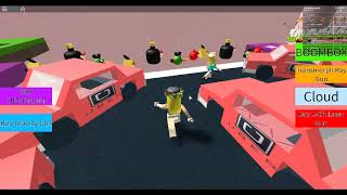 Escape the IPHONE X Obby (In Roblox)