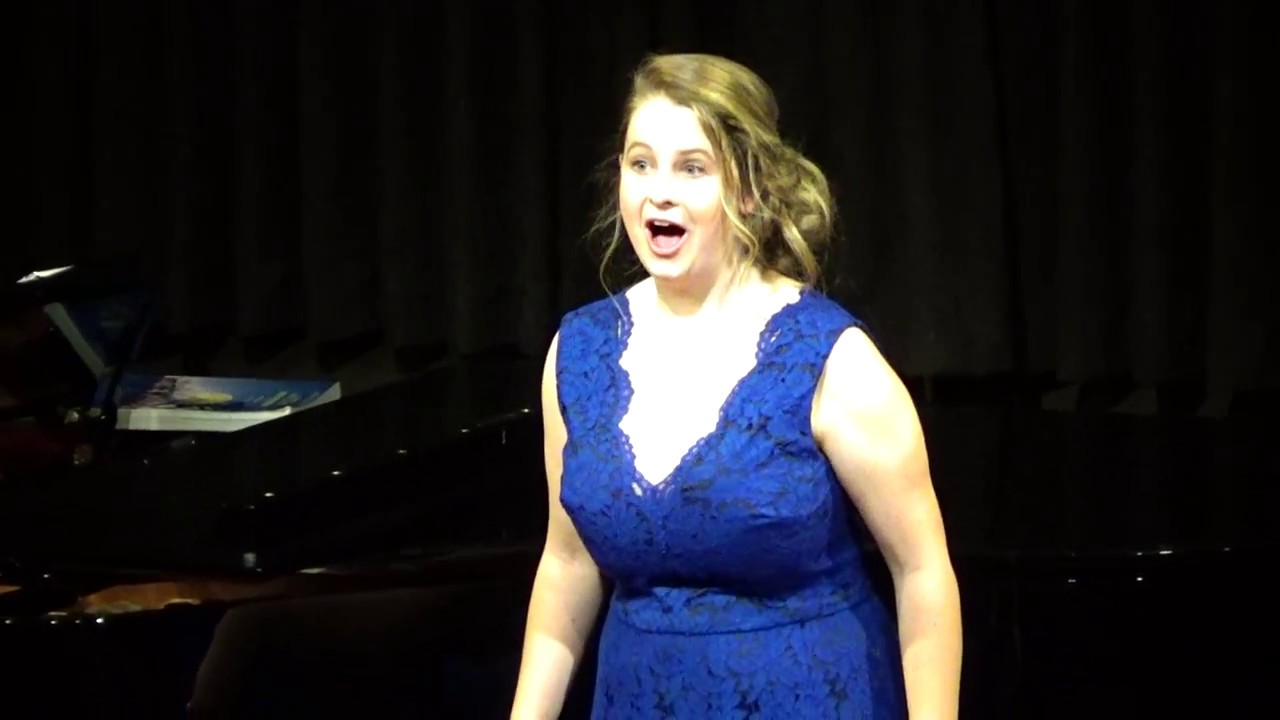 Gabriela Crolla A Route to the Sky by Jake Heggie - YouTube