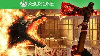 MOB OF THE DEAD EASTER EGG ON XBOX ONE! - BLACK OPS 2 ZOMBIES XBOX ONE GAMEPLAY!