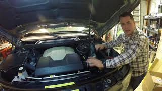Reduced Engine Performance Range Rover