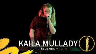 Kaila Mullady   Legends   Live in Studio Performance   American Beatbox