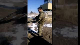 Askerde Kırma Kolu çek Bırak