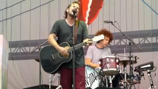 """""""Laid (James Cover)"""" Matt Nathanson@Hersheypark Stadium Hershey, PA 6/11/15 Mp3"""
