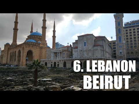 Travel to Beirut - LEBANON : AWSM S01E09