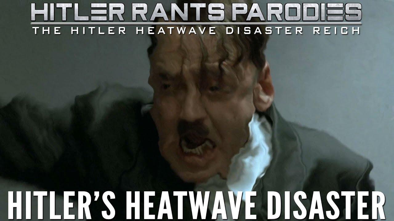 Hitler's heatwave disaster