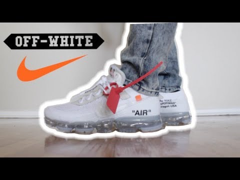 OFF WHITE x NIKE VAPORMAX REVIEW W/ ON-FEET