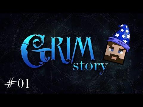 [ Minecraft ] GrimStory - S1 - Ep 1 - L'apprenti Sorcier