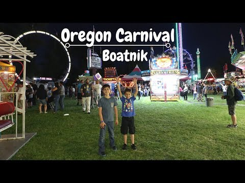 Carnival Fun in Southern Oregon