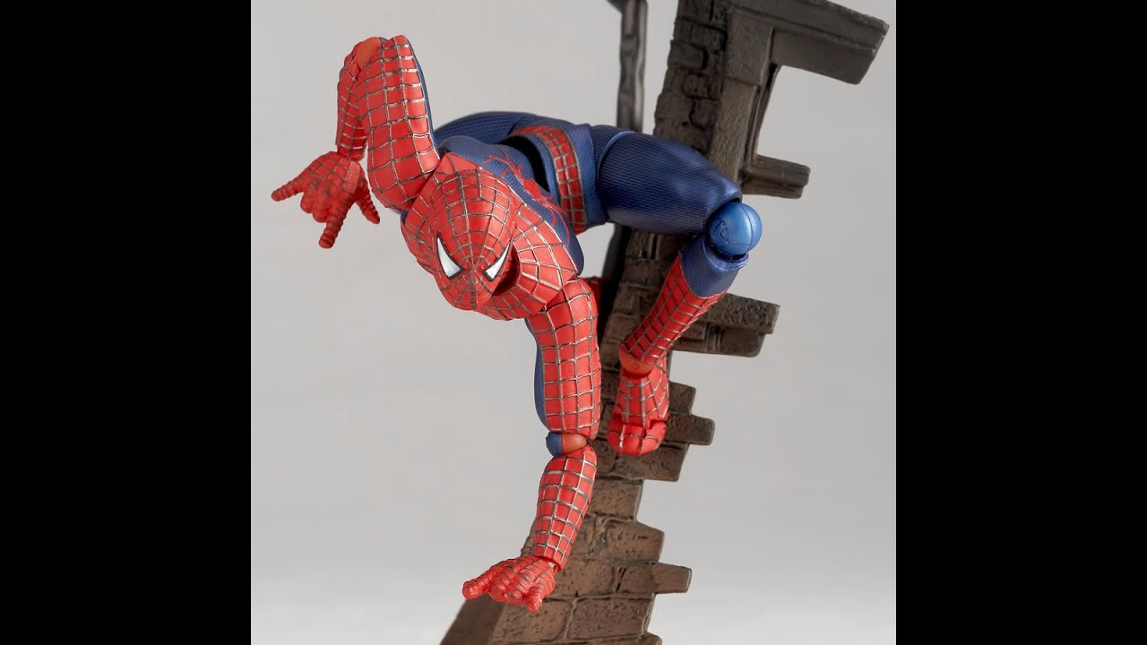 Spiderman Toys For Kids : Spiderman toys best coolest