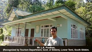 Temi Tarku, South Sikkim, Temi Kothi Homestay