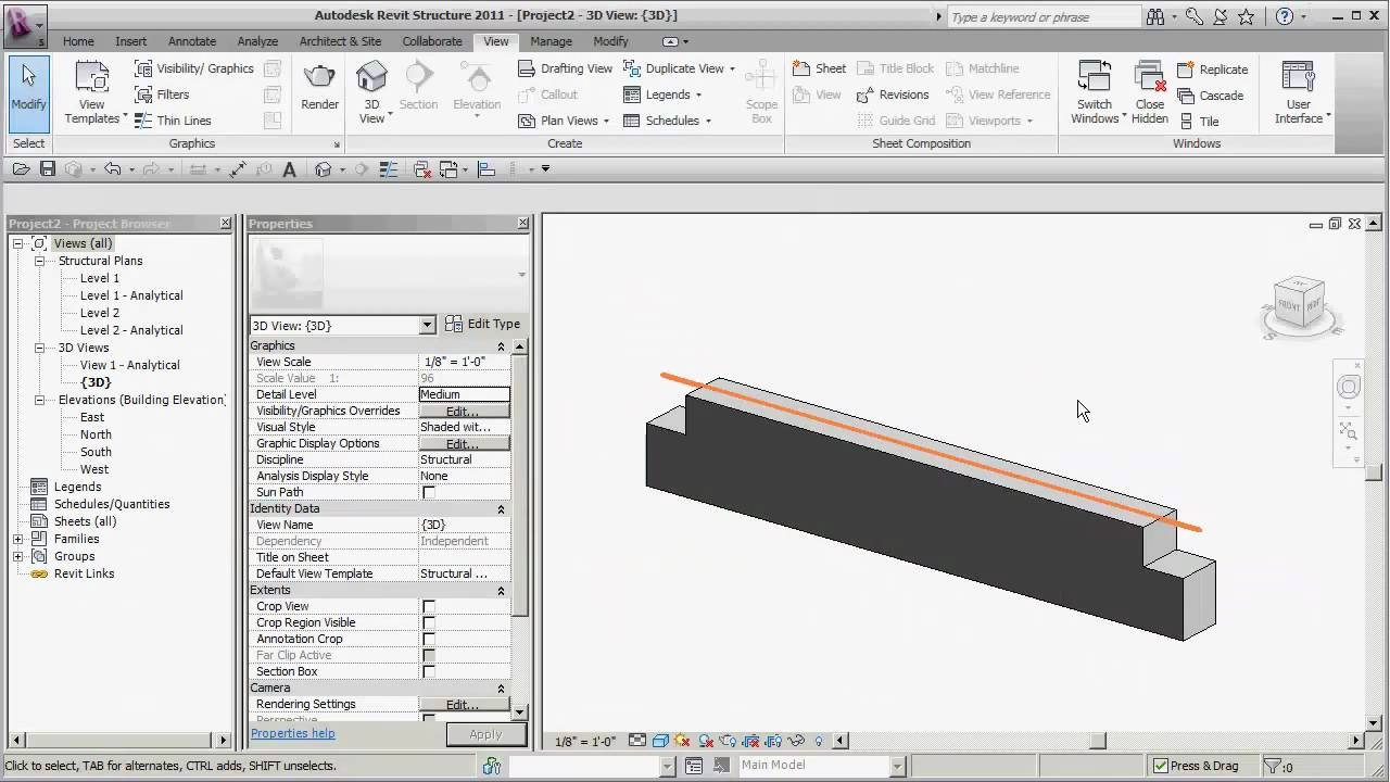 REVIT Structure - Custom Haunched Beam Family - CADclips