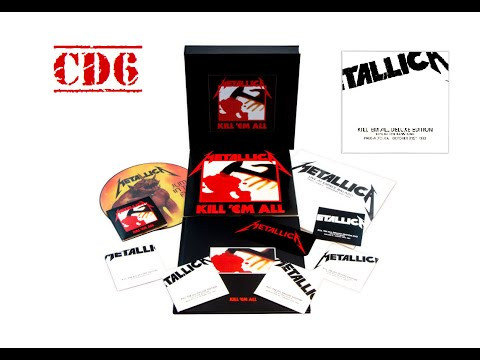 CD6 - Live at The Keystone, Palo Alto, CA 1983 - KILL 'EM ALL - Deluxe Edition 2016 [HQ] METALLICA