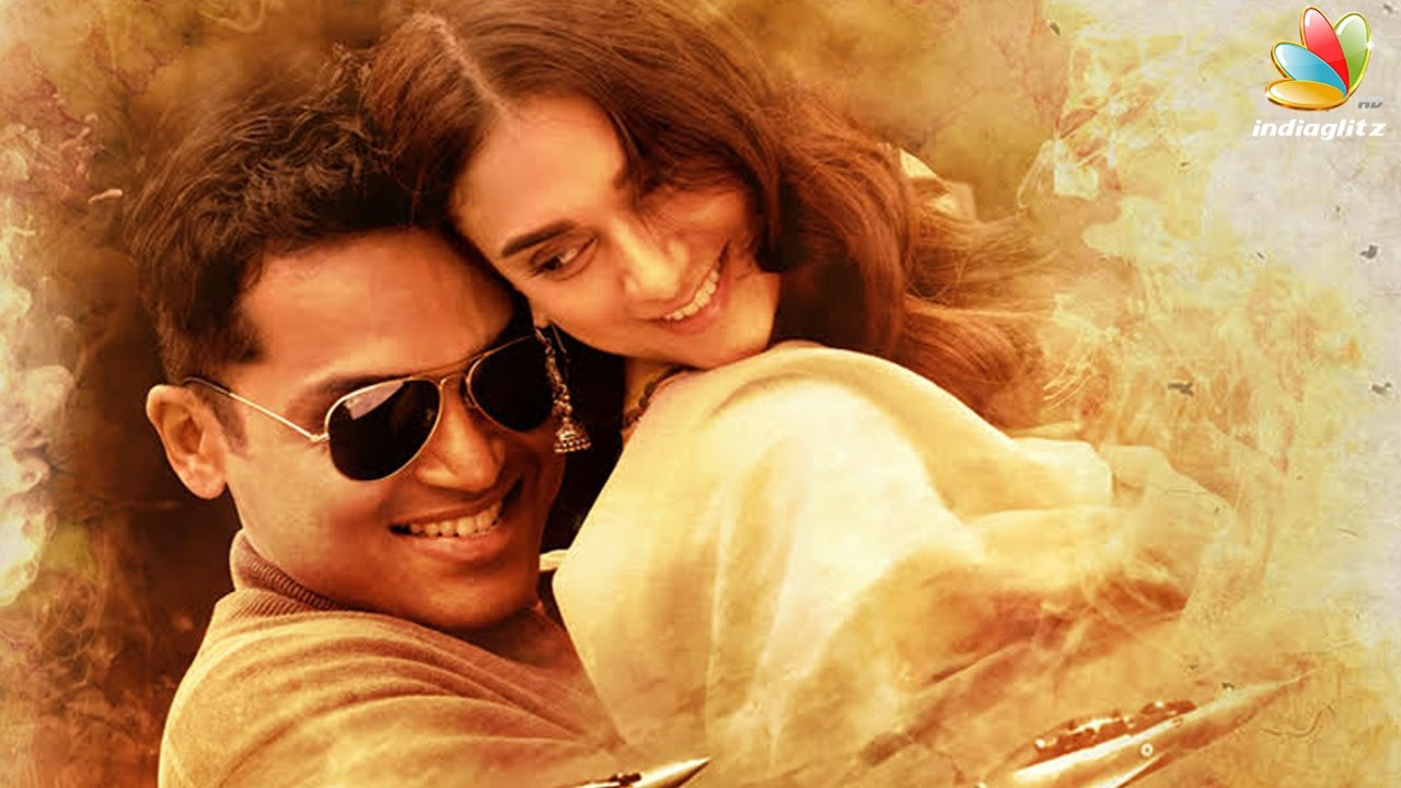 Karthi's Kaatru Veliyidai New First Look | Karthi, Maniratnam, Aditi Rao  Hydari New Tamil Movie