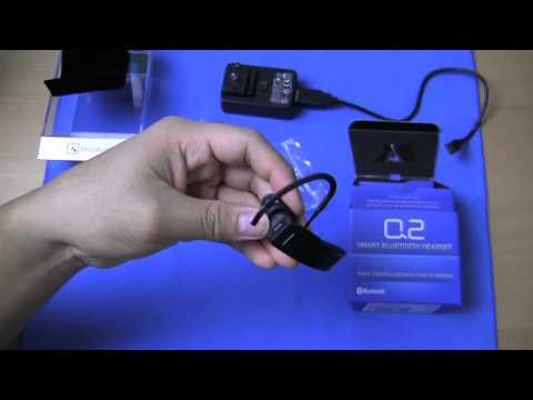 BlueAnt Q2 Smart Bluetooth Headset Review