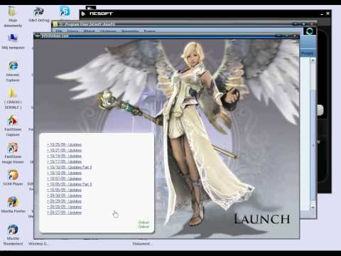 How To Get Aion For Free!!!!!! Private Server No More Fees