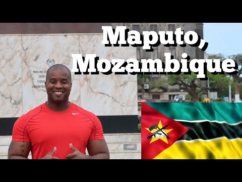 Maputo, Mozambique: How I travel for FREE.......And You Can TOO!