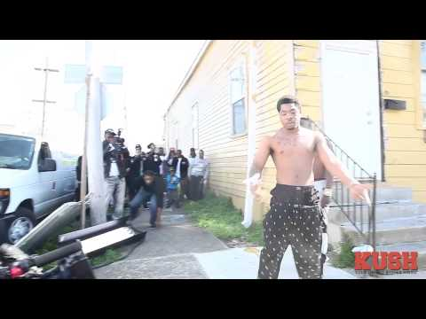 Lil Boosie ft. Webbie: Behind the scenes of