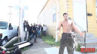 "Lil Boosie ft. Webbie: Behind the scenes of ""Show The World"""