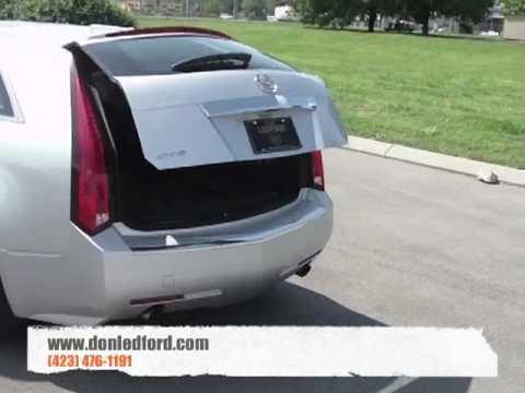 Don Ledford Athens Tn >> 2010 Cadillac Cts Sport Wagon Don Ledford Cleveland Tn Chattanooga Athens