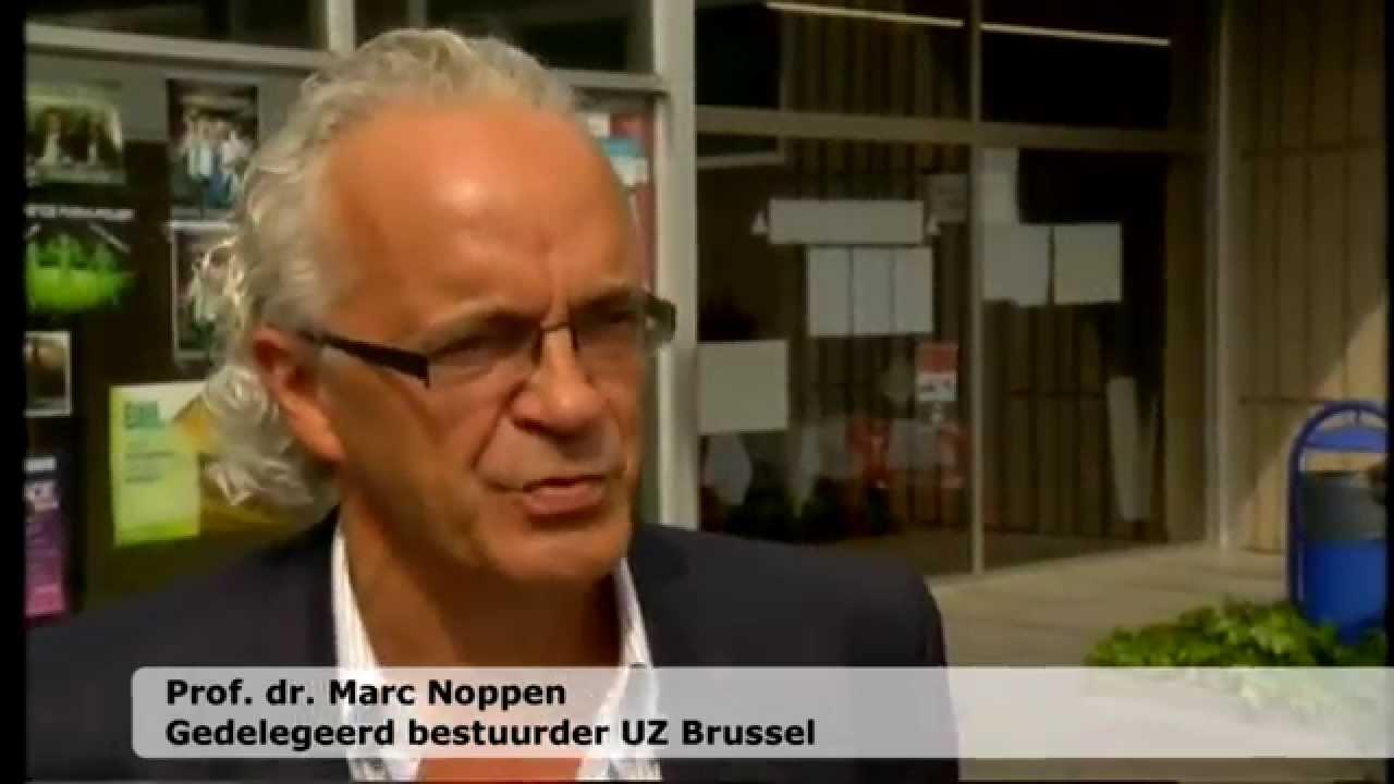 Dr Marc Ghysels Scantix: Symposium Medische Wereld VUB