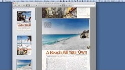 How To Quickly Split A PDF And Extract Pages On Mac OS X