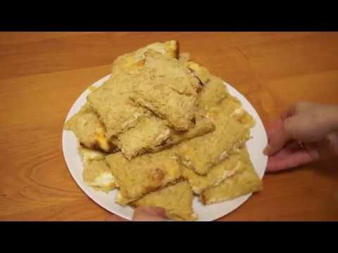 Королевская ватрушка. Очень вкусный и простой рецепт пирога.