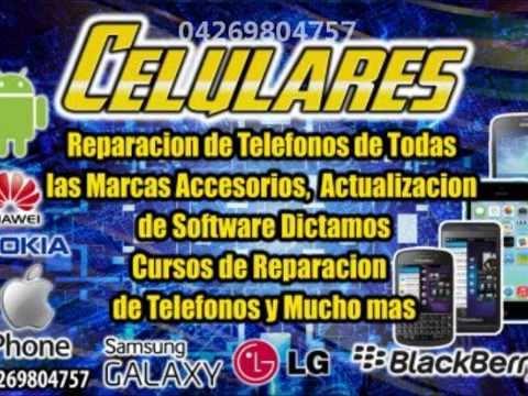 Reparacion de celulares youtube for Accesorios para lonas y toldos