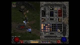 Crafting a 9 ES Memory - Diablo 2