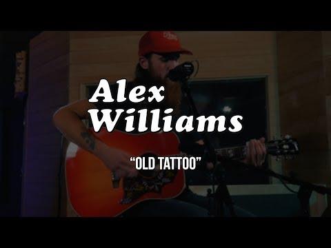 Alex Williams - Old Tattoo - Gaslight Sessions