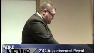 2012 Alpena Apportionment Report