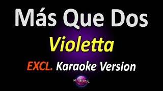 Baixar Violetta 3 - Más Que Dos [Martina Stoessel | Mercedes Lambre] (Karaoke Version)