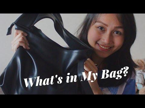 What's in My Bag (Bahasa Indonesia) | Antonietta Syelia