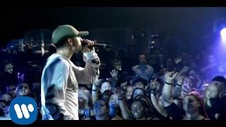 "Linkin Park and Jay Z performing ""Numb/Encore"" live at the Roxy The..."