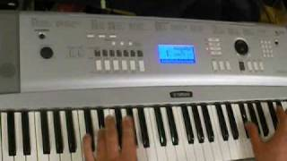 Alice Deejay -Better Off Alone ( On Keyboard)
