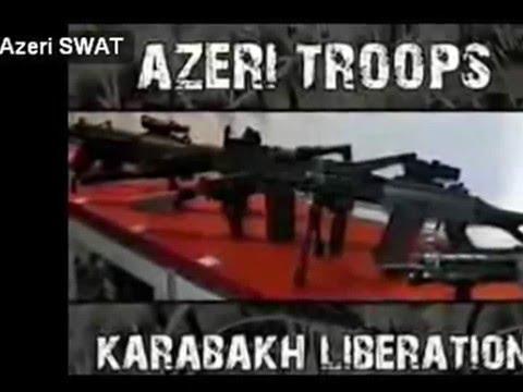 Azerbaijan SWAT team