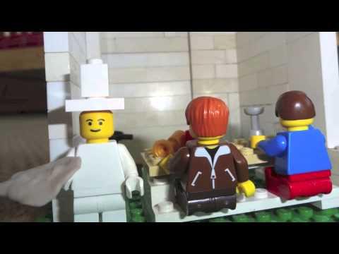 Lego Mission Santa Barbara