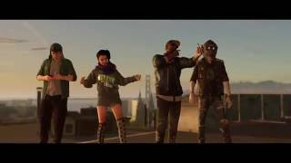 Run The Jewels - Close Your Eyes (And Count To Fuck) (Feat. Zach De La Rocha) (OST Watch Dogs 2)
