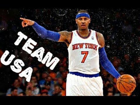 Carmelo Anthony Team USA Highlights